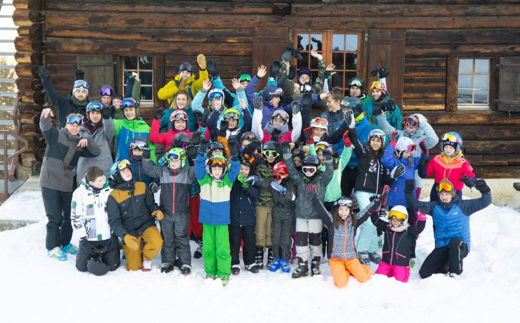 Camp de ski 2018